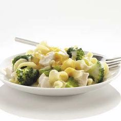 Chicken Broccoli noodle Bake Recipe