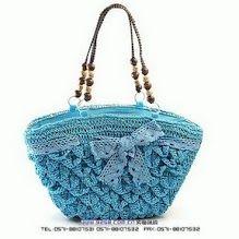 crochet handbags - lots of diagrams