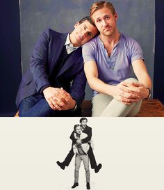 Steve Carrell, Ryan Gosling - Crazy, Stupid Love