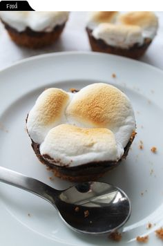 The Vault Files: Food File: Smores cups