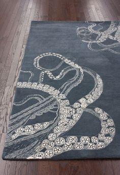 Octopus rug........in love!