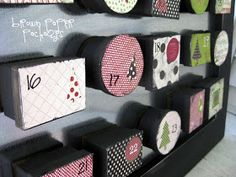 brown paper packages: {advent calendar}