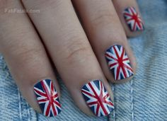 Throw on some sparkle for the Diamond Jubilee!