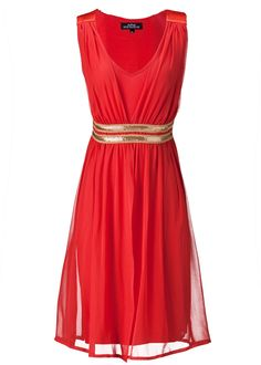 Ana Alcazar Coral dress