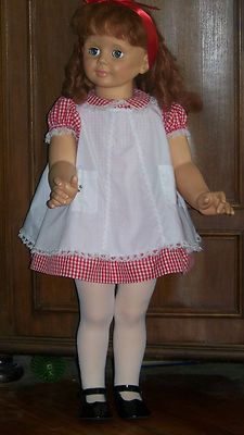 PATTI-PLAYPALS-ORIGINAL-DRESS-PINAFORE-PANTIES-SHOES