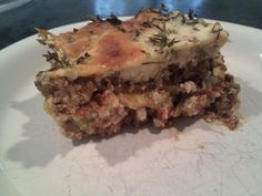 Recipe: Zucchini Lasagna | Me and Jorge: Belly Fat Cure Diet | Belly Fat Cure by Jorge Cruise