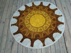 1960′s Danish rya rug