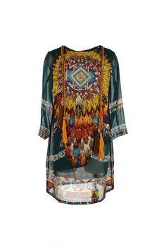 Denotation blue dress