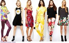 floral prints for women over 50 60