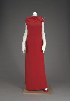 Evening Dress    Marc Bohan for Dior, 1964