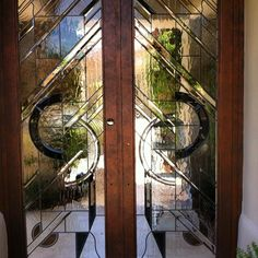 Aged Copper Exterior Doors | Modern Masters Metallic Paints | Project by Garrison Tarnow Painting