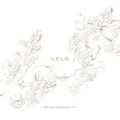 LELO Bridal Pleasure Set. Very classy, and  very enjoyable!  www.lelo.com/Bridal #LELOBridal #wedding