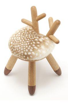 My deer chair!!