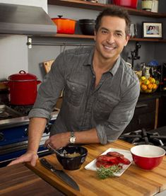 5 ways Bobby Deen makes Momma Deen's recipes healthy!