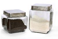 Tea and Sugar for Making Kombucha