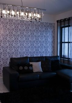 Adhesive wallpaper  Papel de parede autocolante