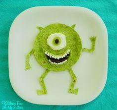 Nuestro más populares Fun Food Creaciones de 2013!!