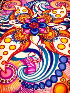 Insomnia Mandala ;) | Flickr - Photo Sharing!