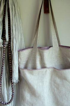 Linen bag (inspiring)