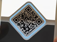 QR code on transparent clear business cards - http://www.bce-online.com/en/ #transparent #businesscard #photography #transparent #bigliettidavisita #visitenkarten #frost #trasparente #transparent #photo #photos #pic #pics #cards #picture #pictures #snapshot #art #beautiful #instagood #picoftheday #photooftheday #color #all_shots #exposure #composition #focus #capture #moment
