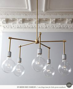 DIY to Try: 3 Chic Metal Projects