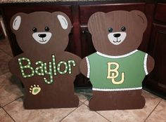 Outdoor #Baylor Bears.