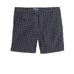 """6.5"""" tab swim short in foulard print - swim - Men's New Arrivals - J.Crew"""