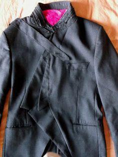 refashion coop, remake, jacket remak, jackets, man jacket