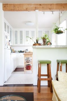 Pretty kitchen cabinets