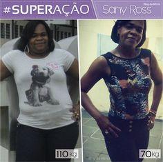 SuperAção Sany Ross