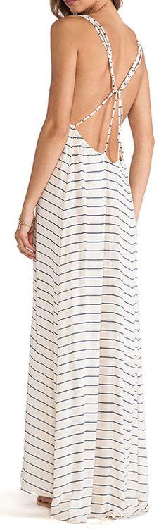 beautiful striped maxi dress  http://rstyle.me/n/hhta9pdpe