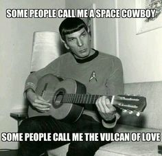 music, geek, stars, funni, rock, guitars, spock, people, star trek
