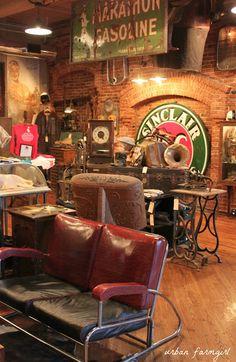 Nashville's Antique Archeology