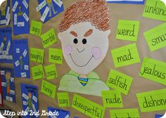 Step into 2nd Grade with Mrs. Lemons: Horrible Harry in Room 2B