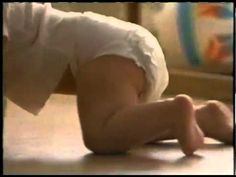 Pampers Stretch Disposable Diapers - Gap & Stretch Baby - Commercial - 1995 http://www.pampers.com/globalsplash