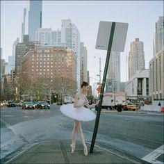 Dane Shitagi - New York City Ballerina Project