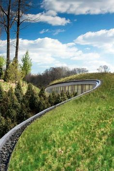 35 Modern Green Roof Designs For Sustainable House | Home Design And Interior