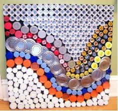 recycle art!