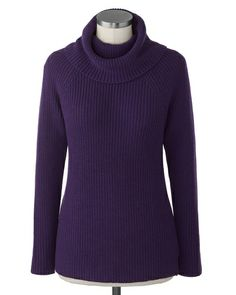 Essential cowl sweater