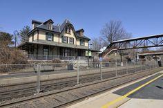 A http://drandreahayeck.com repin. A wonderful dentist in Linden serving many Cranford residentts.    Train station in Fanwood NJ