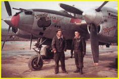 """Lucky Irish"" P-38"