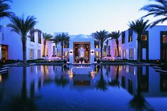 The Chedi, Oman (one of the best honeymoon destinations in the world according to Condé Nast Traveller)