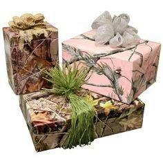 holiday, gift wrap, camo, the hunt, boyfriend