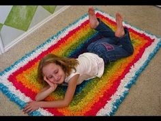 How To Make A T-Shirt Recycled Rug