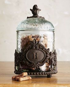 Personalized Pet Treats Jar! Only the best :0