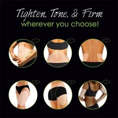 Apply the Ultimate Body Wrap to your most troublesome areas.  Leave on for at least 45 minutes to tone, tighten, and firm skin.  Visit: taramillward.myitworks.com