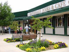 Watermark Books & Cafe in Witchita, KS