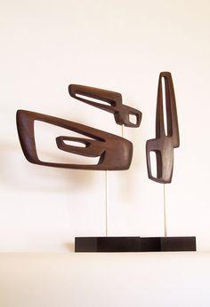 Mid Century Modern Art Sculpture