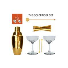 The Goldfinger Set – Umami Mart