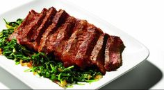 Roasted New York Strip Steak